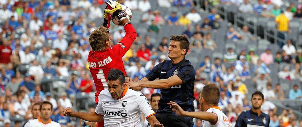 Guinness International, Inter-Valencia 0-4