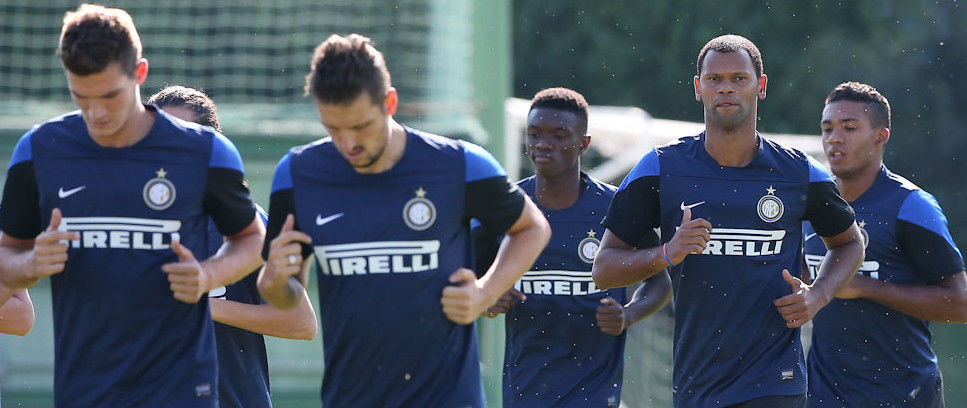 """Rolando: """"It feels amazing to be here at Inter"""""""