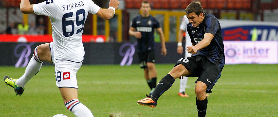 Serie A, Inter 2-0 Genoa