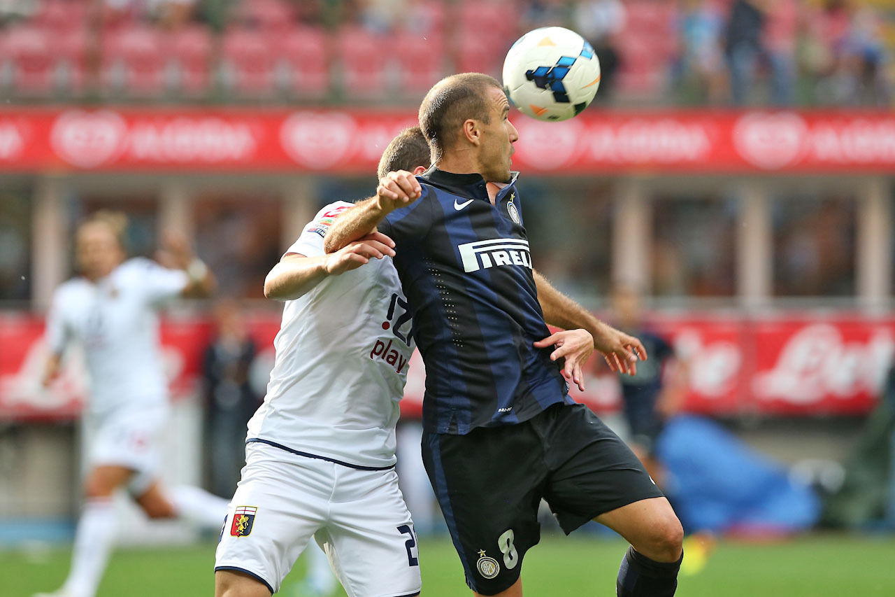Inter 2-0 Genoa in pictures