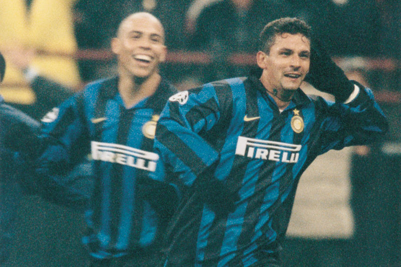Inter and Nike, together since 1998/99