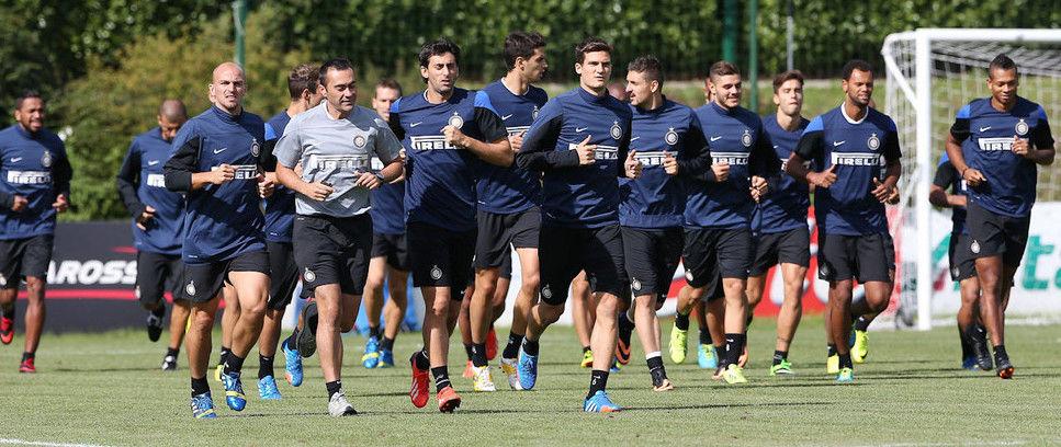 24 nerazzurri convocati per Sassuolo-Inter