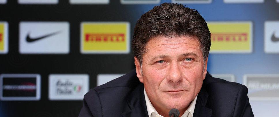 """Mazzarri: """"President Moratti, a calming presence"""""""