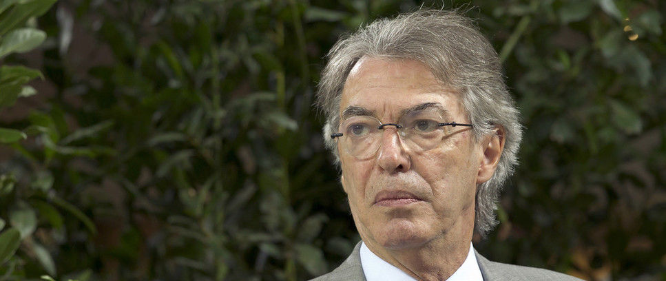 "President Moratti: ""I want what's best for Inter"""