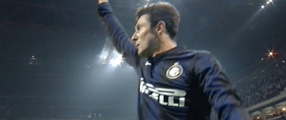 """Zanetti: """"¡Qué gran emoción!"""""""