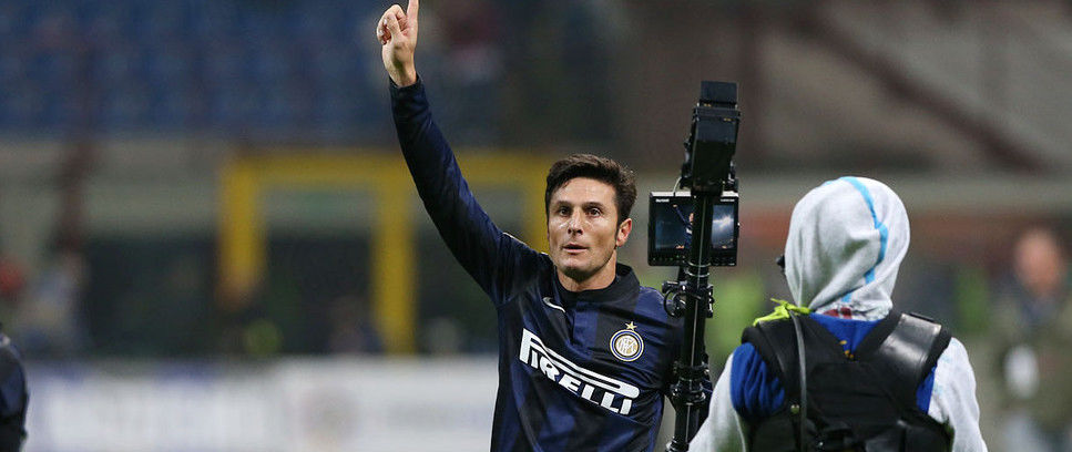 "Zanetti: ""Perasaan yang luar biasa!"""