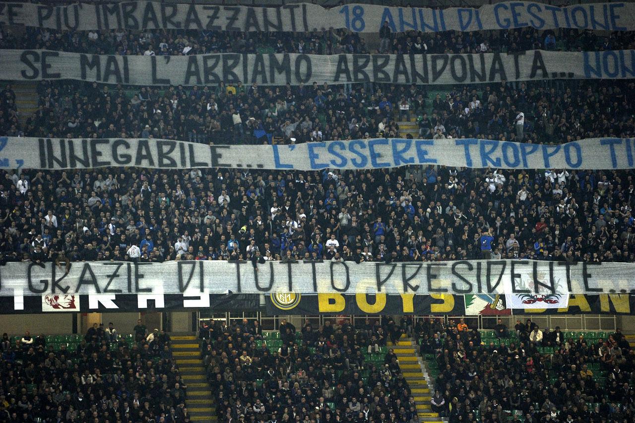 Inter v Livorno in pictures