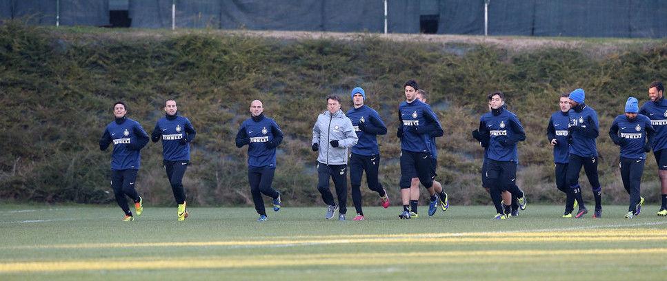 Inter-Trapani, 23 giocatori convocati per la Tim Cup