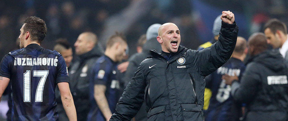 "Cambiasso: ""The joy of giving your all"""