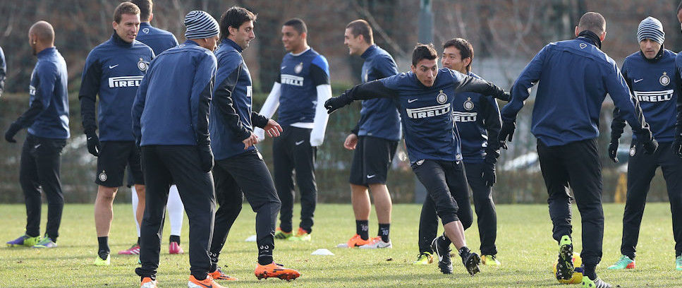 Tim Cup, 21 giocatori convocati per Udinese-Inter