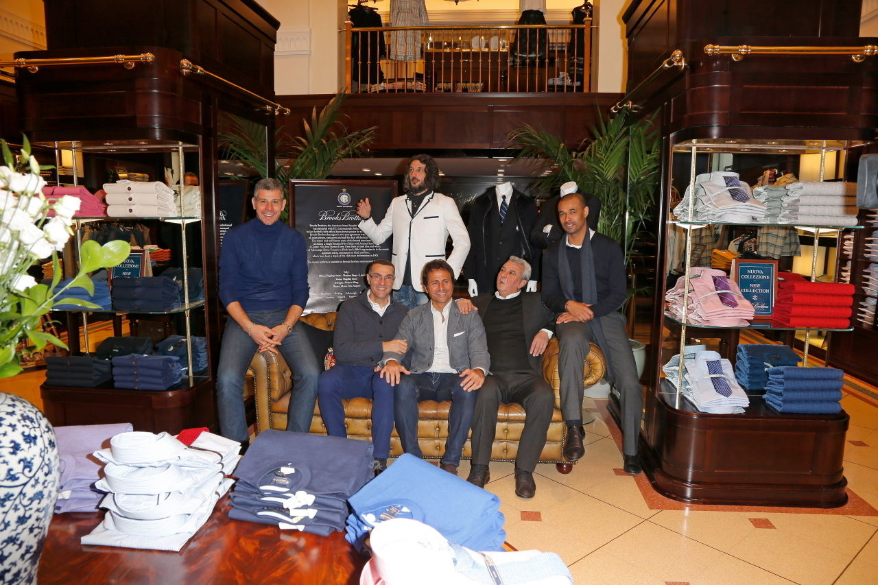 An afternoon with Inter Forever