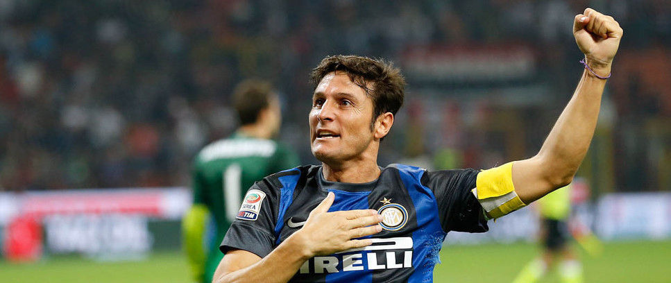 """Zanetti: """"Inter fans know how I feel about this shirt"""""""
