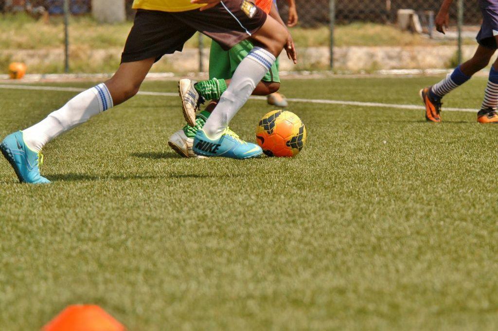 Inter Academy e l'entusiasmo del calcio indiano