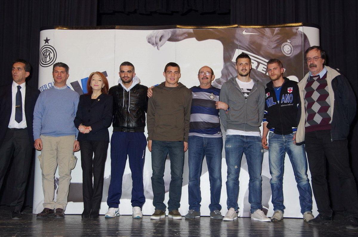 Wivi l'Inter con Kovacic e Kuzmanovic