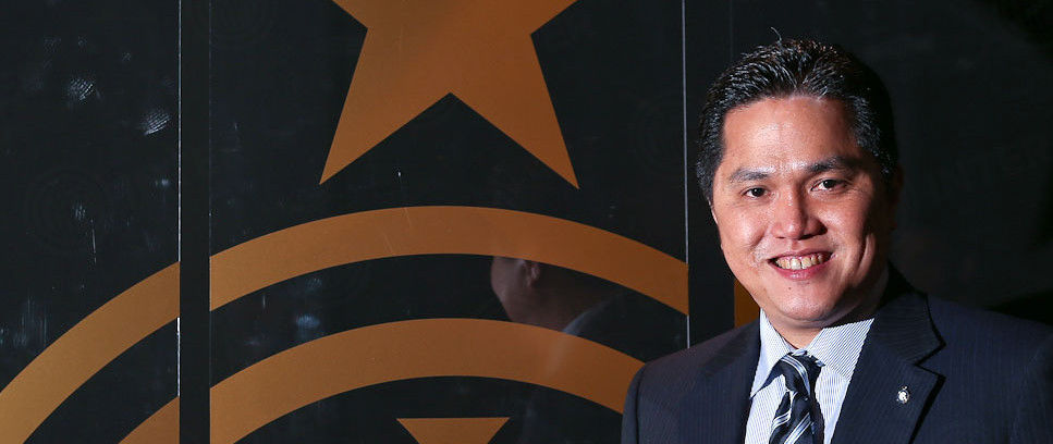 """Erick Thohir: """"Focused on both the present and the future"""""""