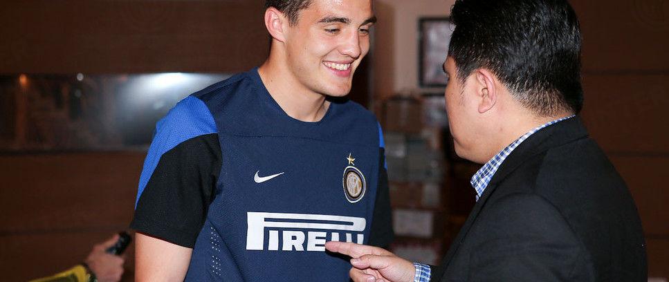 """""""Crescere, imparare e migliorare con l'Inter"""""""