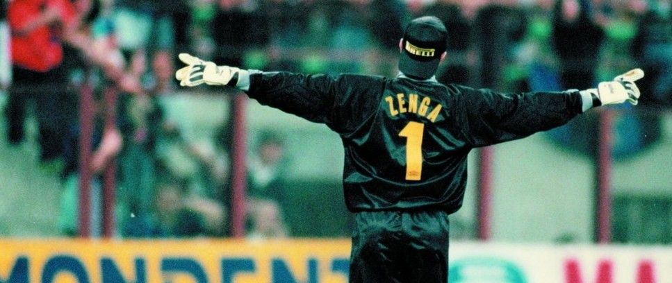 """Zenga with Inter Forever: """"Coach for a day"""""""