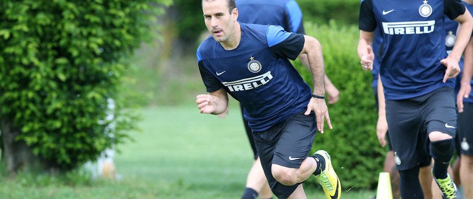 Verso Milan-Inter, l'allenamento della vigilia