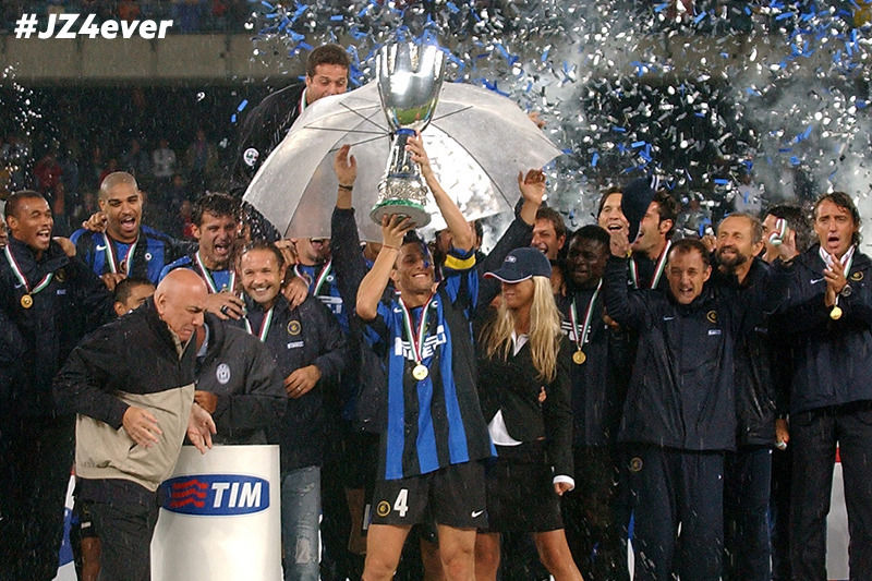 Zanetti the record man