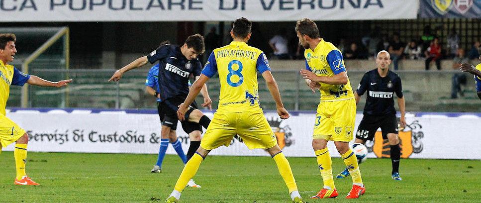 Serie A, Chievo 2-1 Inter