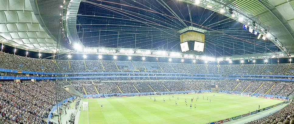 Eintracht v Inter, friendly match on 10 August