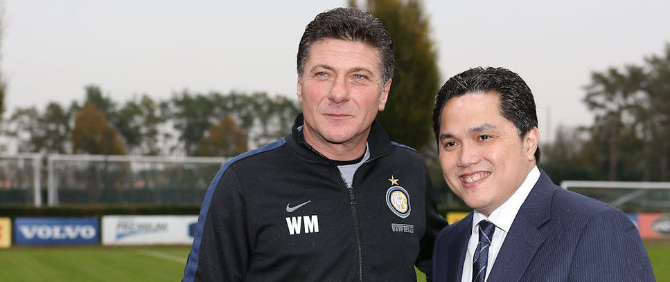 Inter and Mazzarri agree to an extension