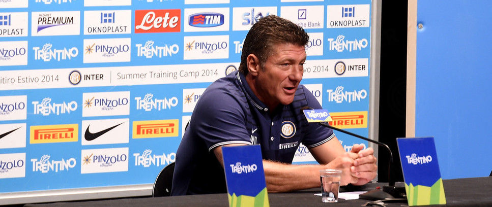 New season begins for Mazzarri and Inter. With a new skipper