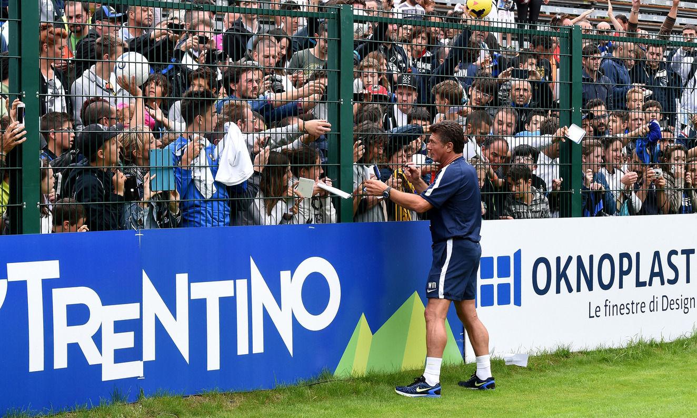 In 5mila per l'Inter di Mazzarri