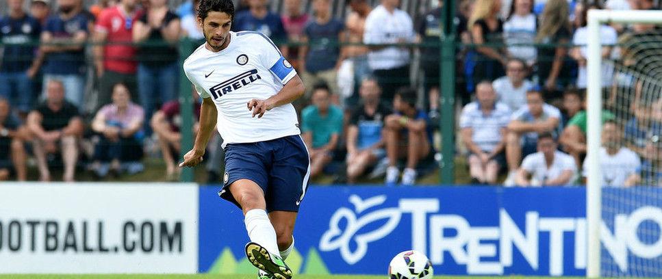 """Ranocchia: """"¿El brazalete? qué emoción, gracias al entrenador y al club"""""""
