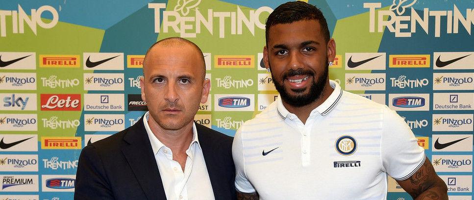 """M'Vila, la presentazione: """"L'Inter è come me"""""""