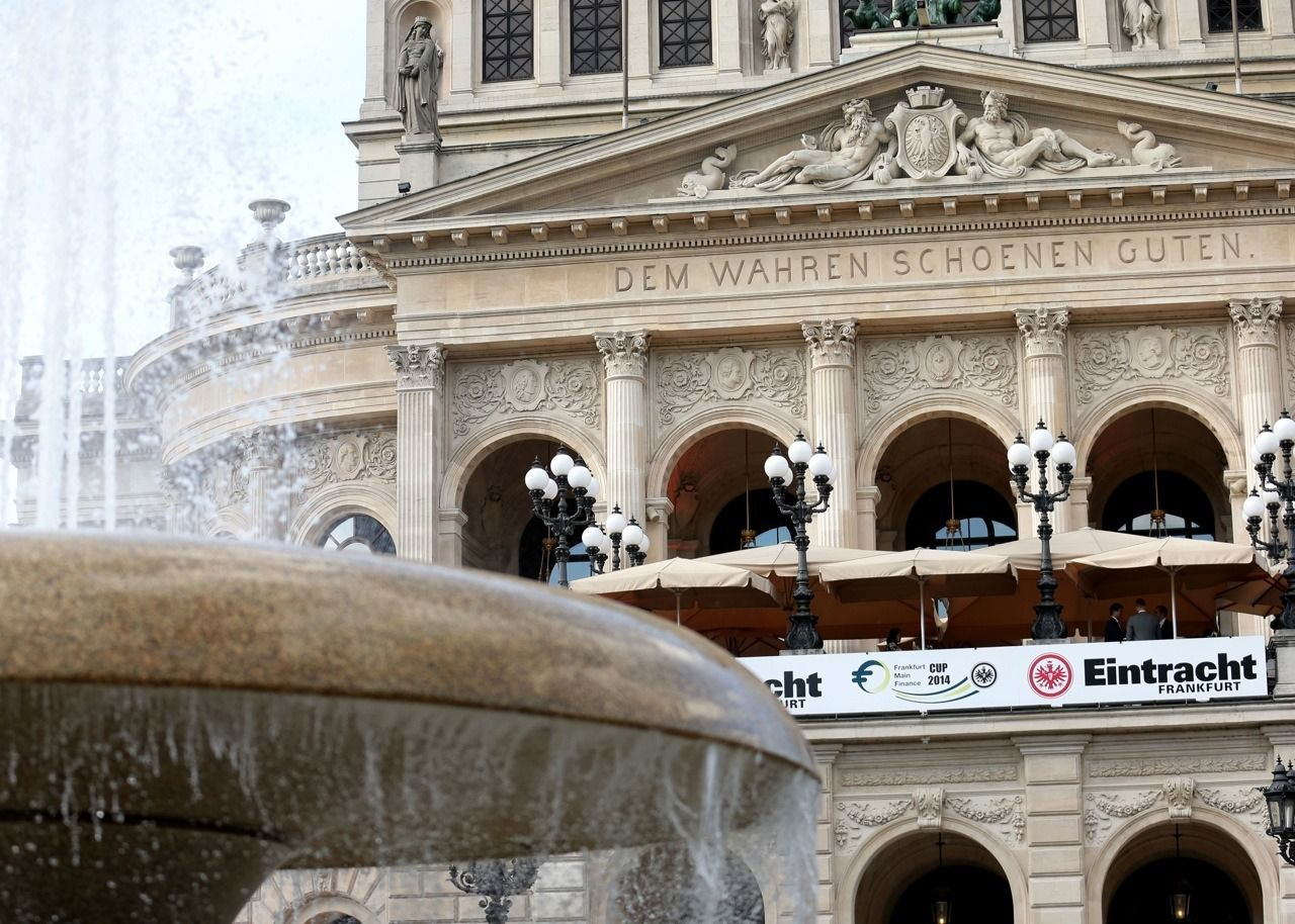 Night at the opera for Eintracht and Inter