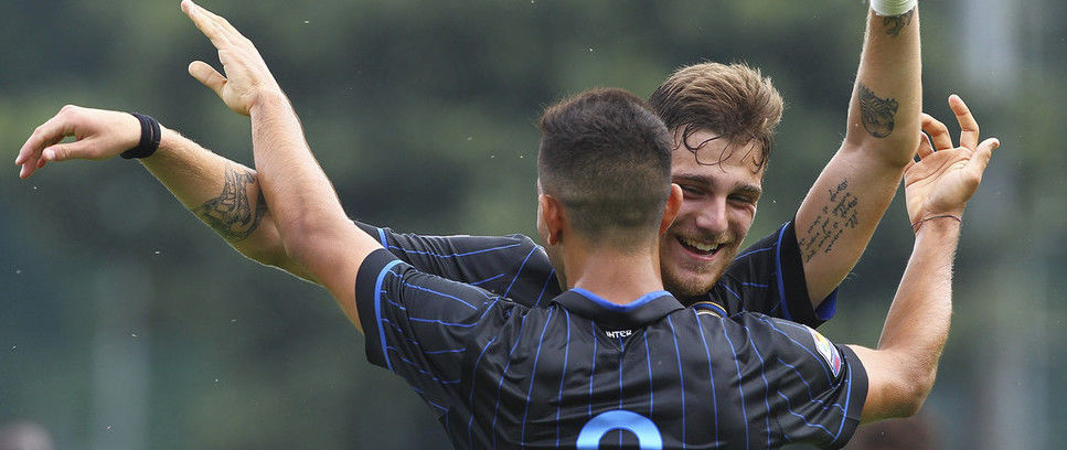 Primavera, Inter-Virtus Lanciano 7-0