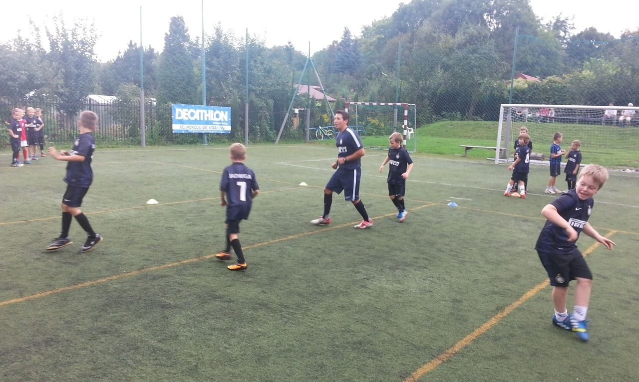 A visit to Inter Campus Poland
