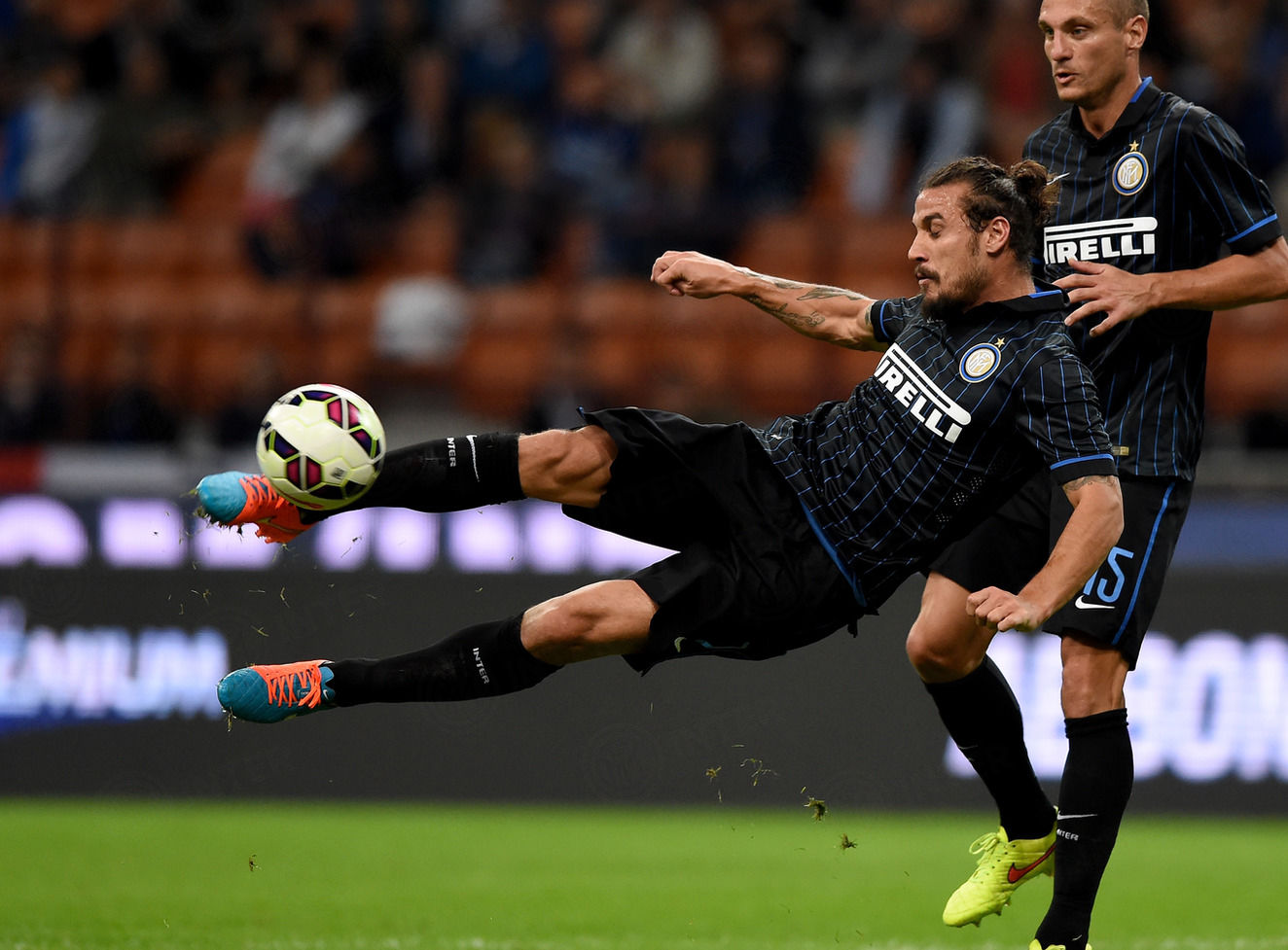 Inter 2-0 Atalanta photos