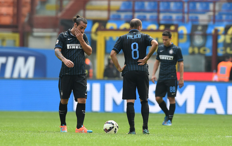 Todas las imágenes del Inter-Cagliari