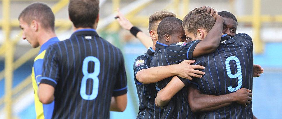 Inter batte Chievo: 7 su 7 per la Primavera