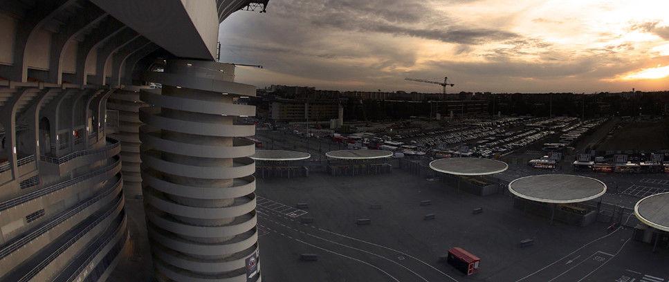 Tiket AC Milan v Inter Masih Dijual