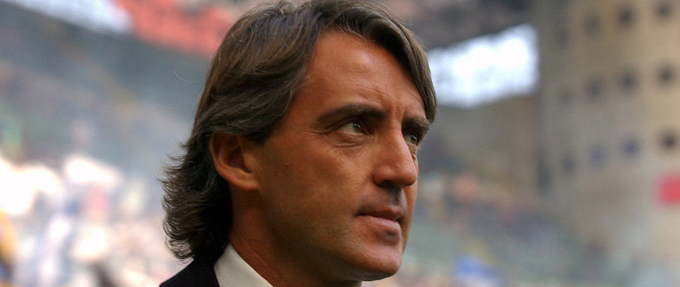 Roberto Mancini nuovo allenatore dell'Inter