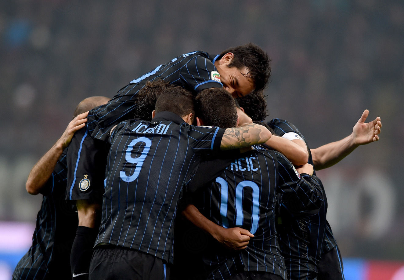 #MilanInter, derby photo gallery