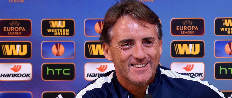 """UEL, Mancini: """"Vittoria e convinzione"""""""