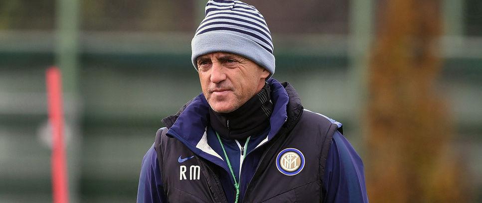 Roma-Inter, 22 convocati da Roberto Mancini