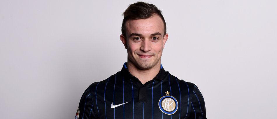 Xherdan Shaqiri è un giocatore dell'Inter