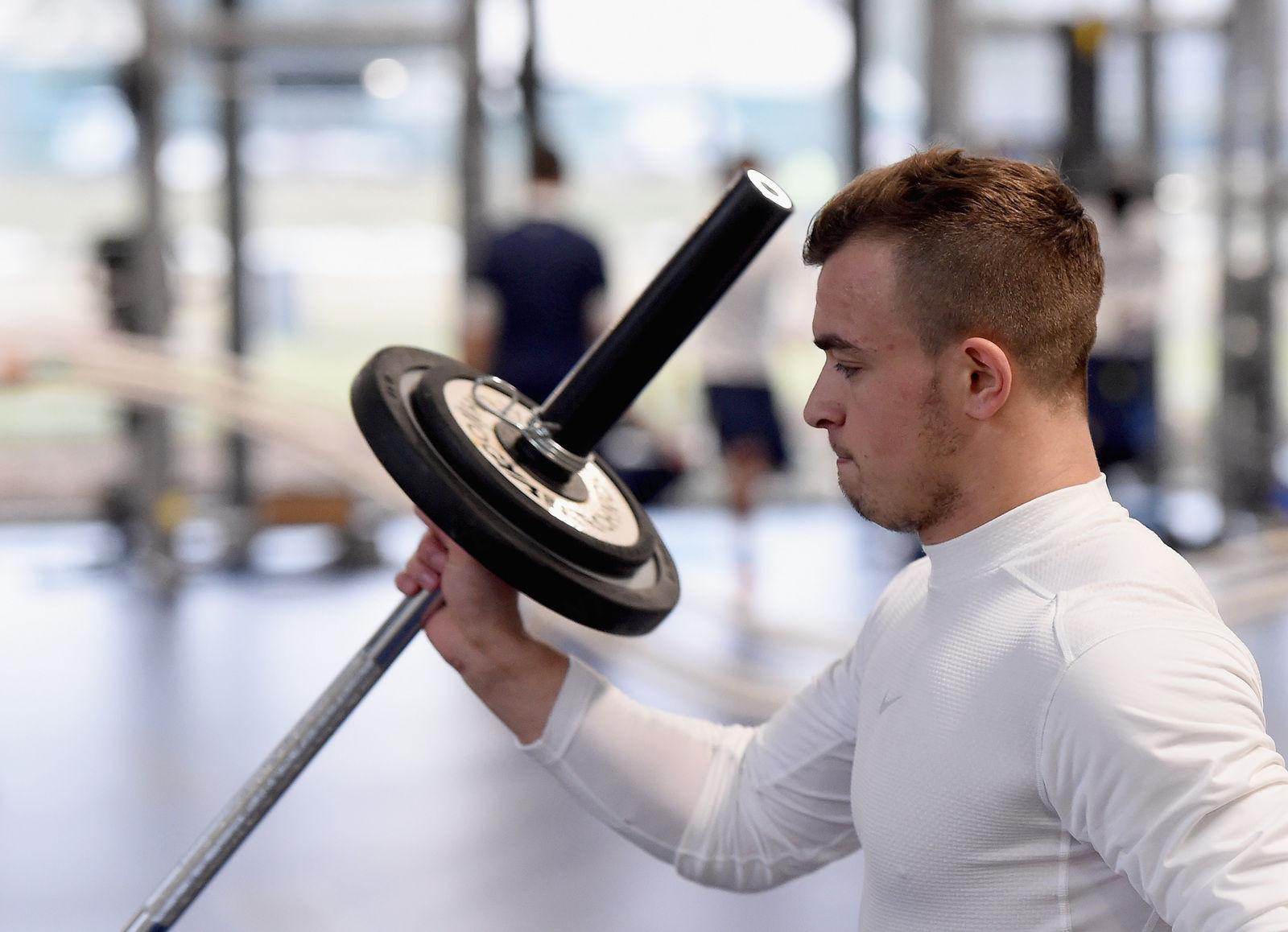 Latihan Gym Nerazzurri