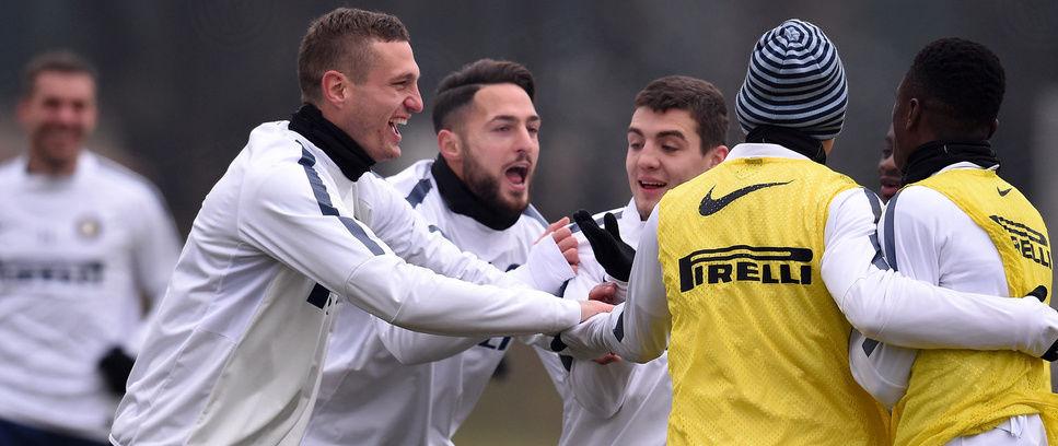 Empoli-Inter, 23 convocati