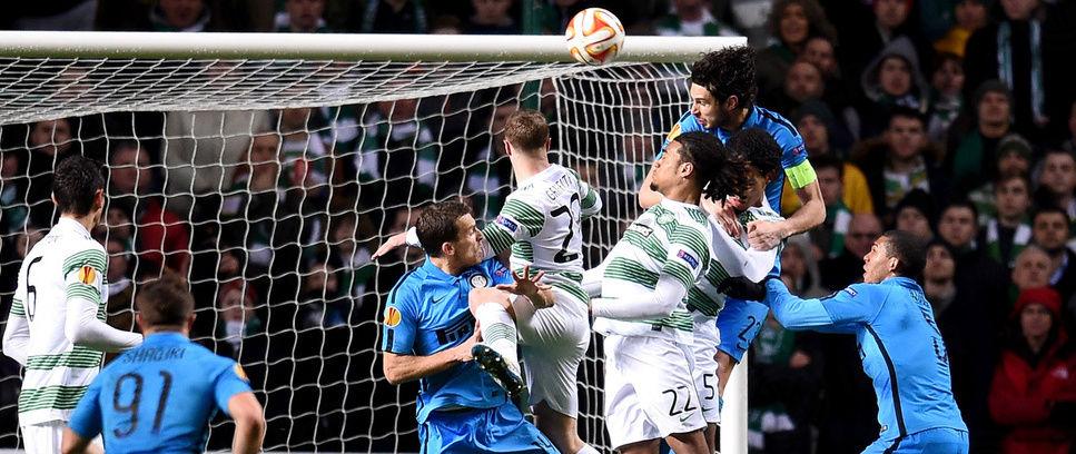 """Pareggio al """"Celtic Park"""""""