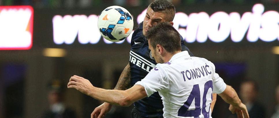 Data dan Fakta Inter v Fiorentina