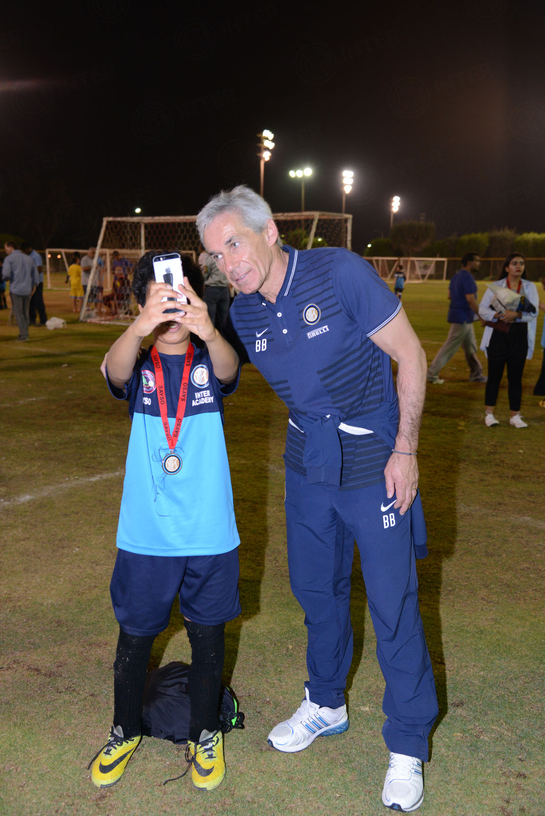 Inter Academy, più di 750 bambini al Football Camp di Dhahran