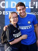 Inter Club, Kovacic incontra i tifosi a Brunico