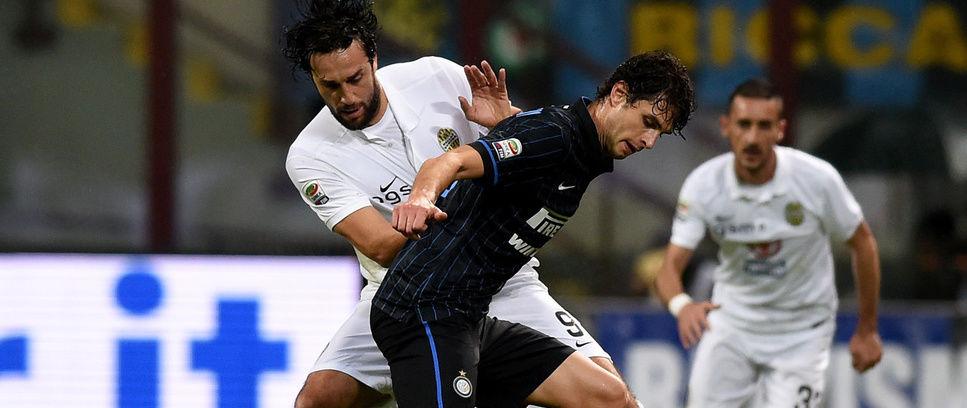 Inter v Hellas Verona, Adu Statistik