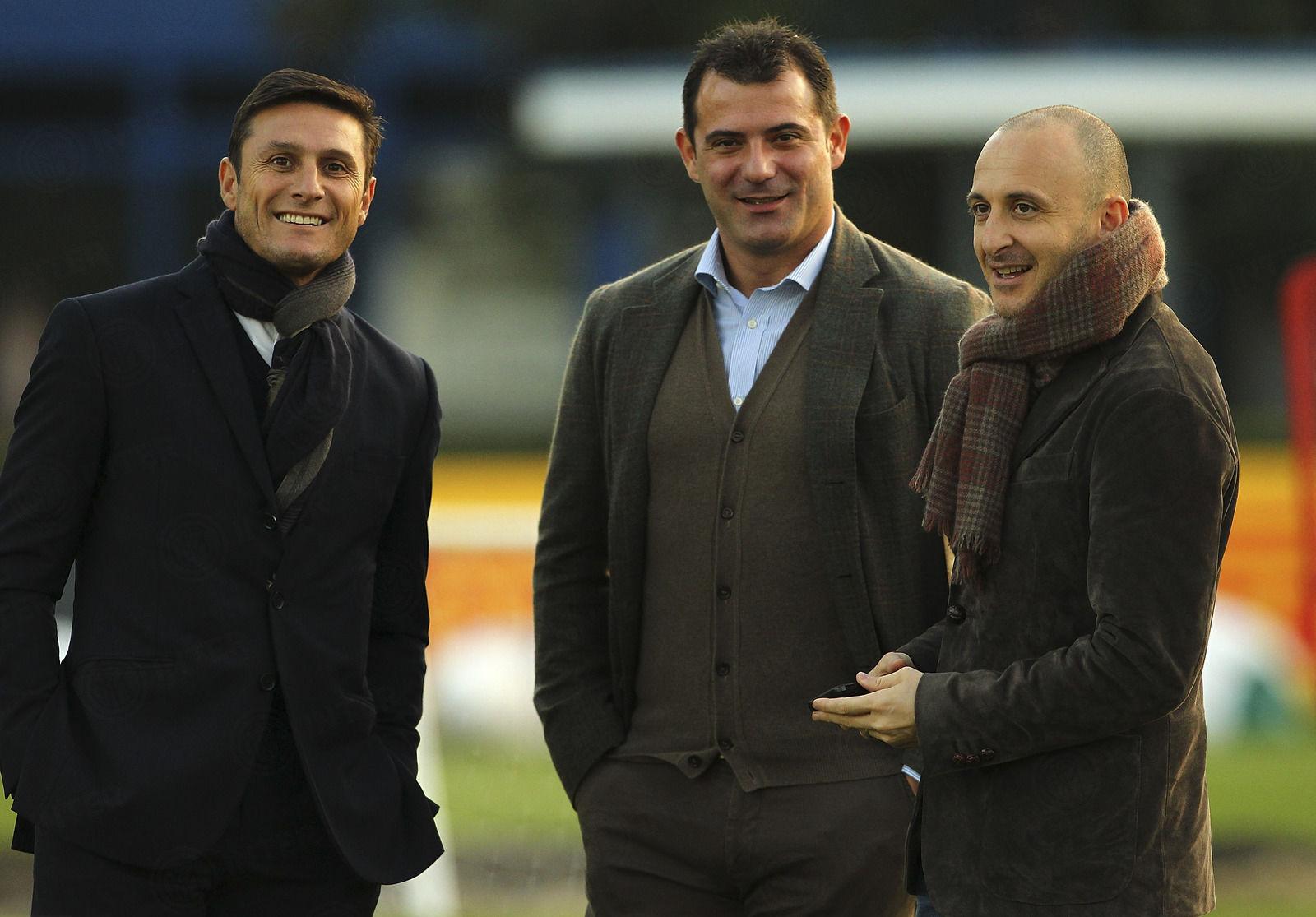 Vigilia di Inter-Roma, la seduta dei nerazzurri